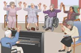 Music and dementia: Can music stimulate the brain ...